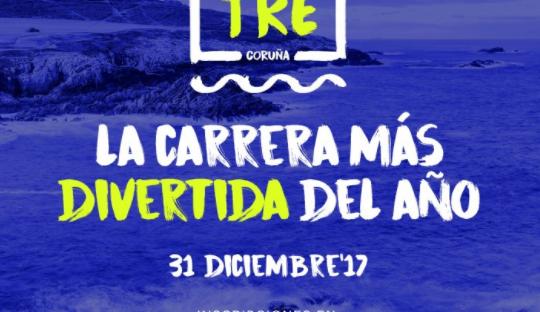 Xabier Rivas - San Silvestre A Coruña 2017